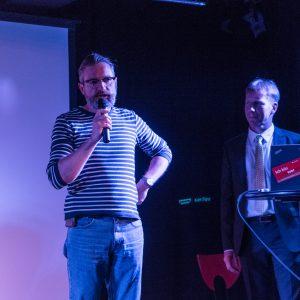 """Achim Zepter berichtet von unserer Initiative """"Obendrauf"""""""